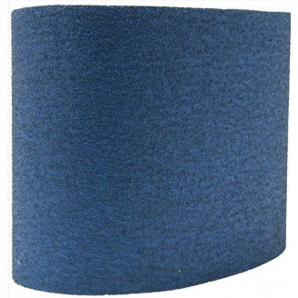 "Hermes 300mm x 800mm (12"") Blue Belt"