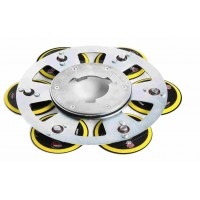 Hydra Sand Multi Head Sanding Disc